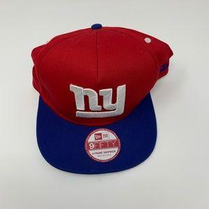 New Era New York Giants baseball cap